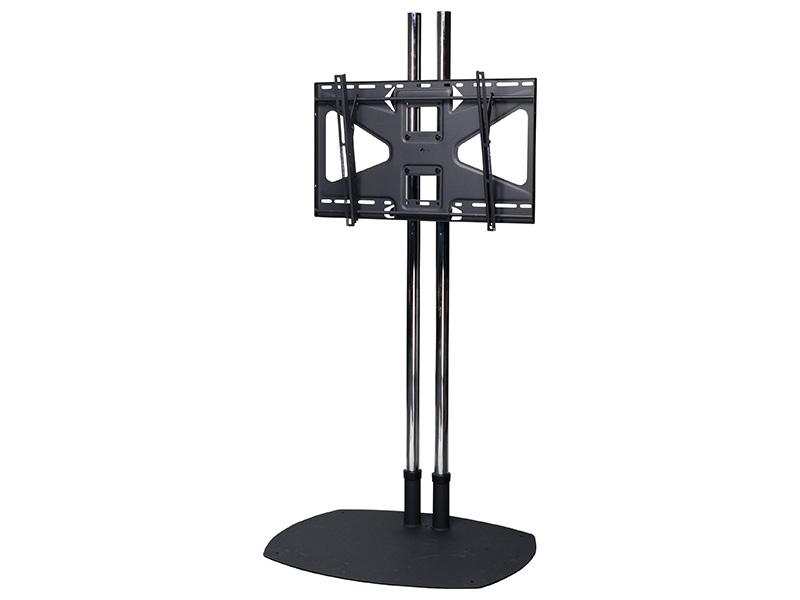 in hoogte verstelbare tv standaard